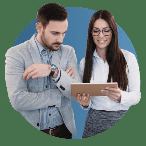 software área de cliente