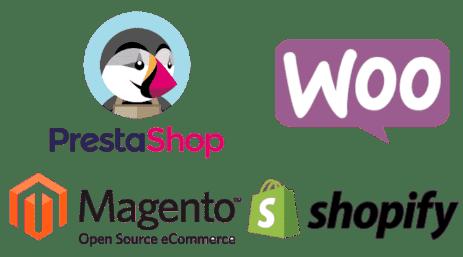 integración con tienda online